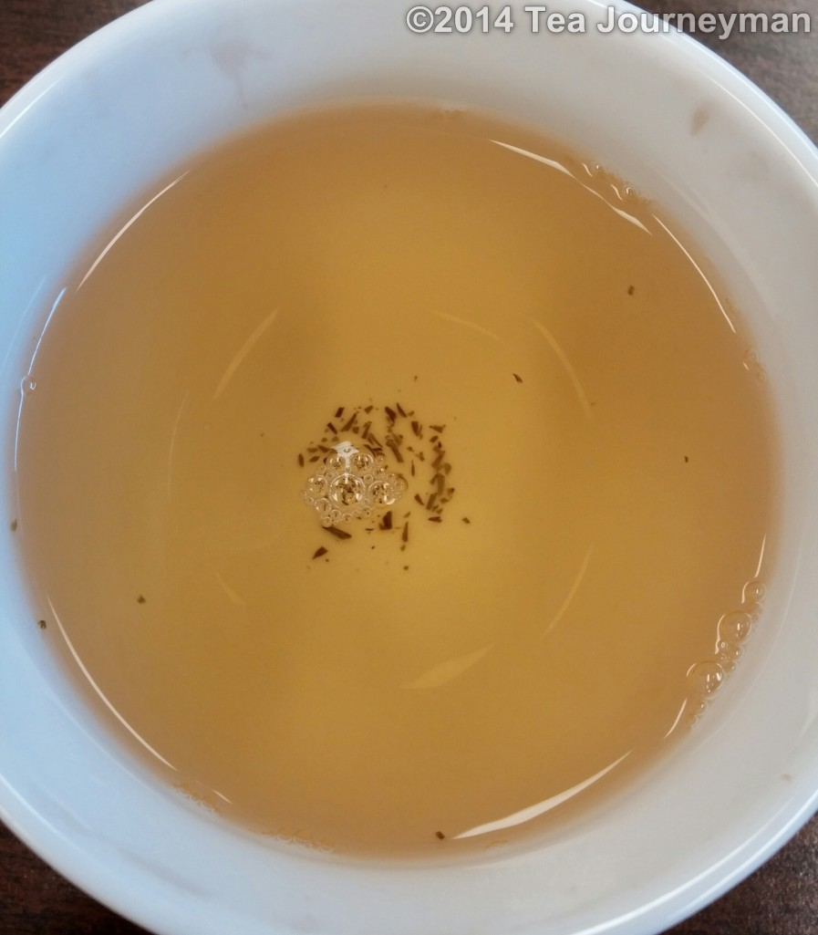 Super Fine Silver Needle White Tea 2nd Infusion