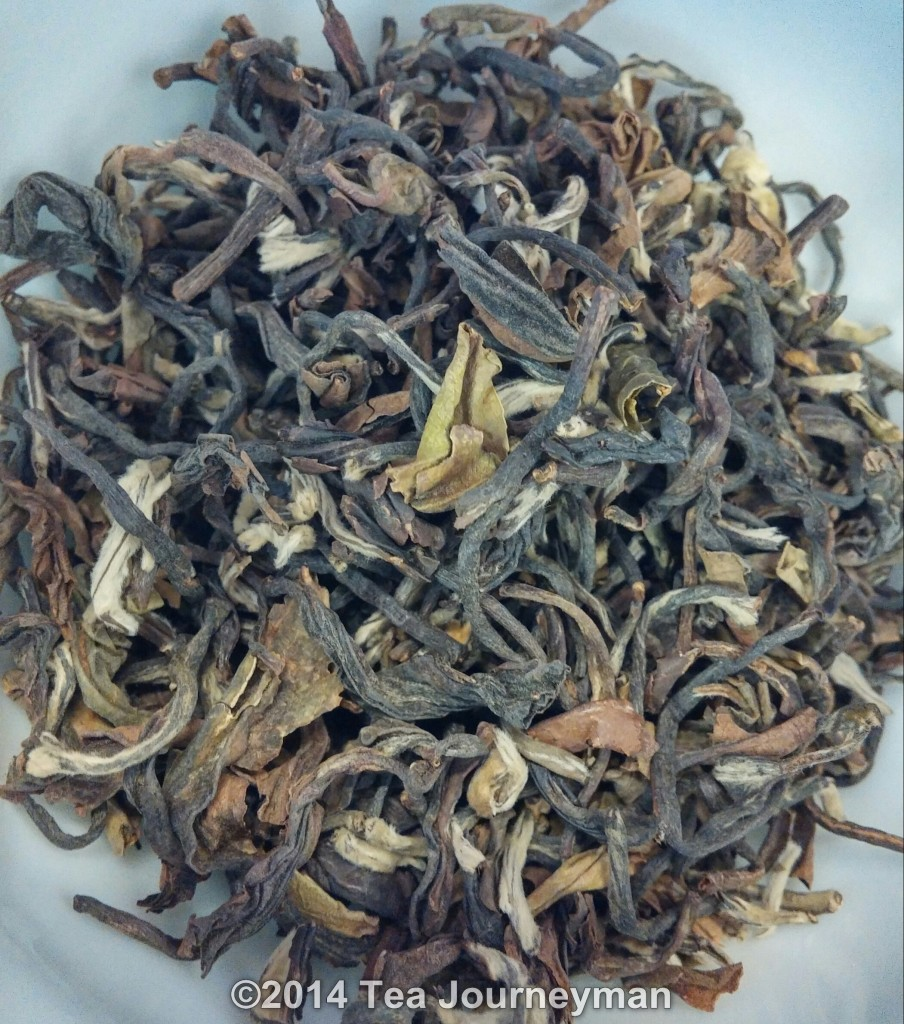 Rohini Enigma 2nd Flush 2014 Darjeeling Tea Dry Leaves