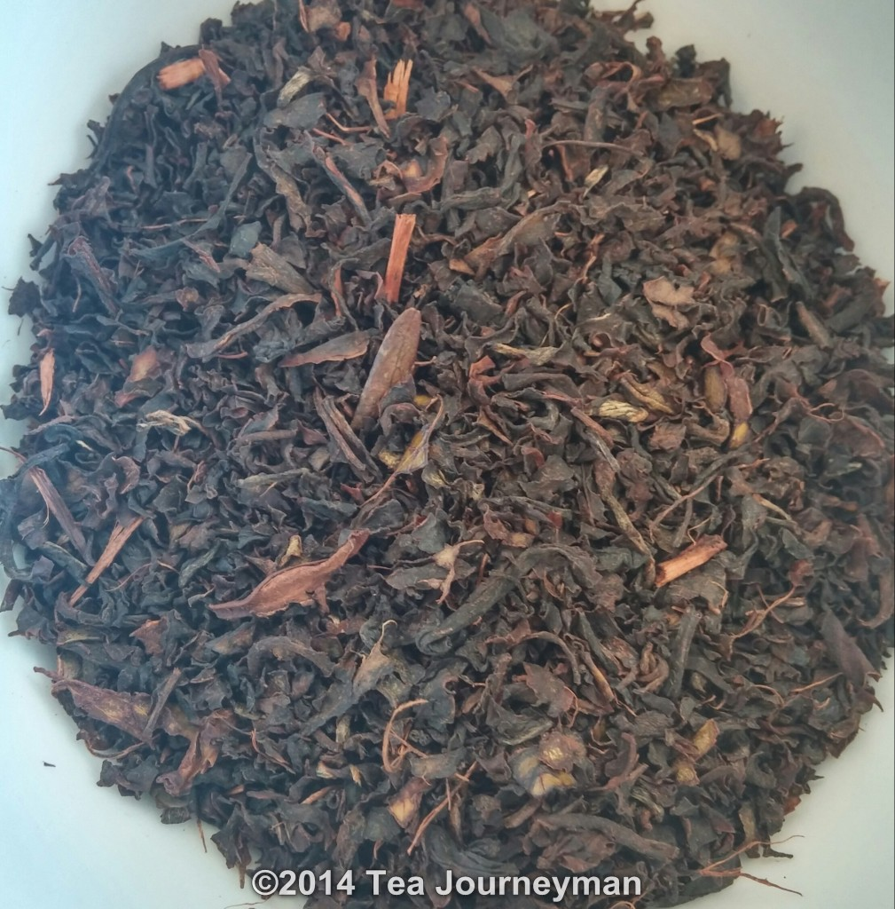 Satemwa TSFBOP1 Black Tea Dry Leaves
