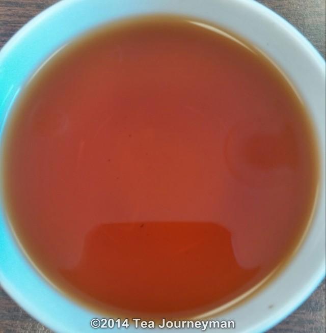Satemwa TSFBOP1 Black Tea Infusion