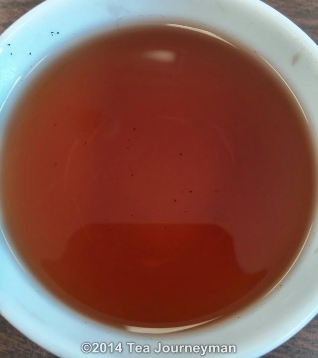 Satemwa Dark Leaf Pu-erh Tea Non-Rinsed Infusion