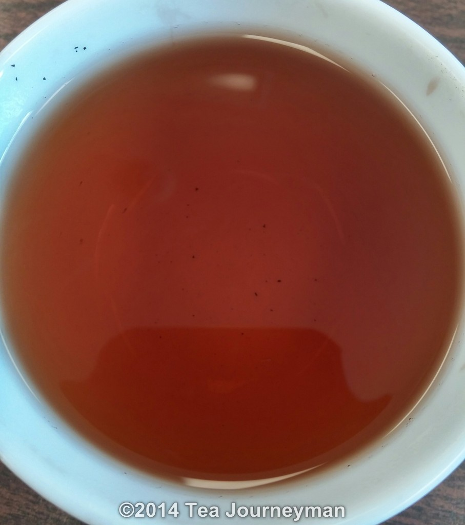 Satemwa Dark Leaf Pu-erh Tea Non-Rinsed Infusion