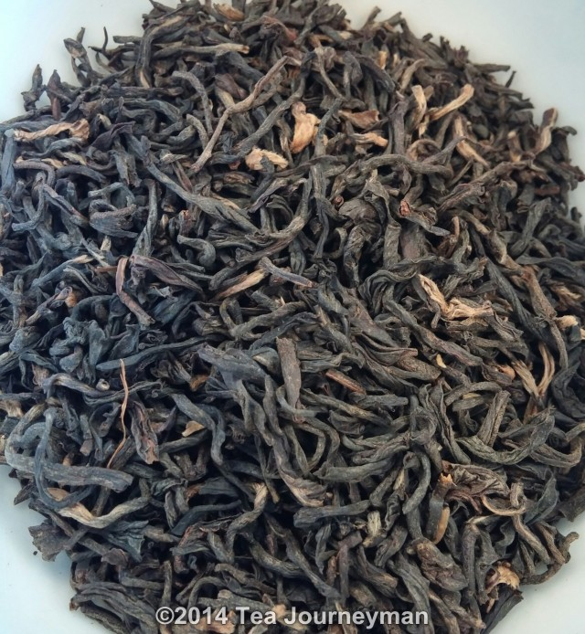Doomni TGFOP1 2nd Flush 2014 Assam Black Tea Dry Leaves