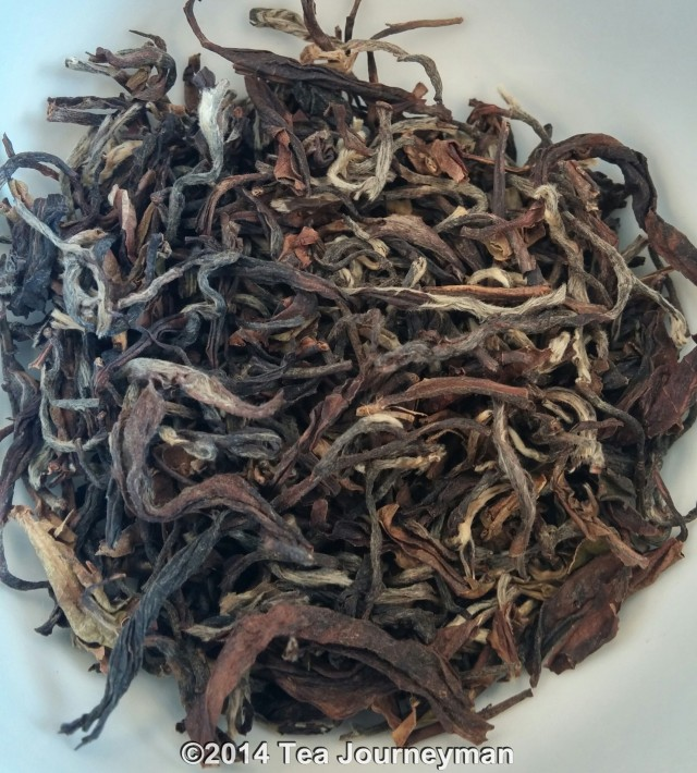 Mist Valley Nepal 2nd Flush 2014 Oolong Tea Dry Leaves