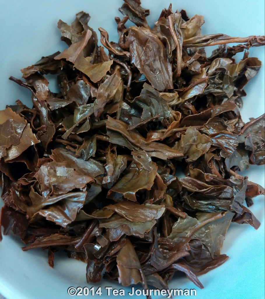 Craigmore FOP Supreme Black Tea Infused Leaves