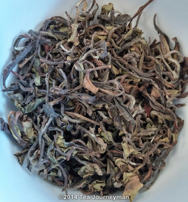Khima FTGFOP1 (CH) 2nd Flush 2014 Nepal Tea Dry Leaves