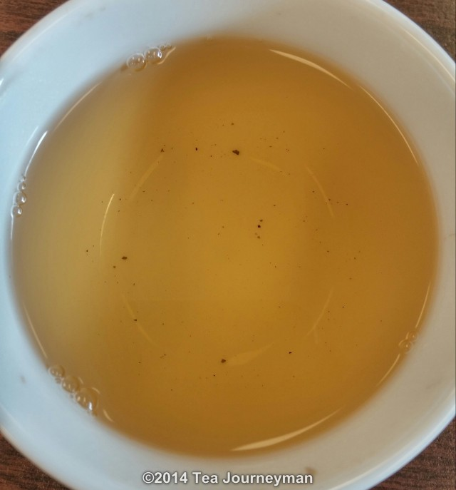 Khima FTGFOP1 (CH) 2nd Flush 2014 Nepal Tea Infusion