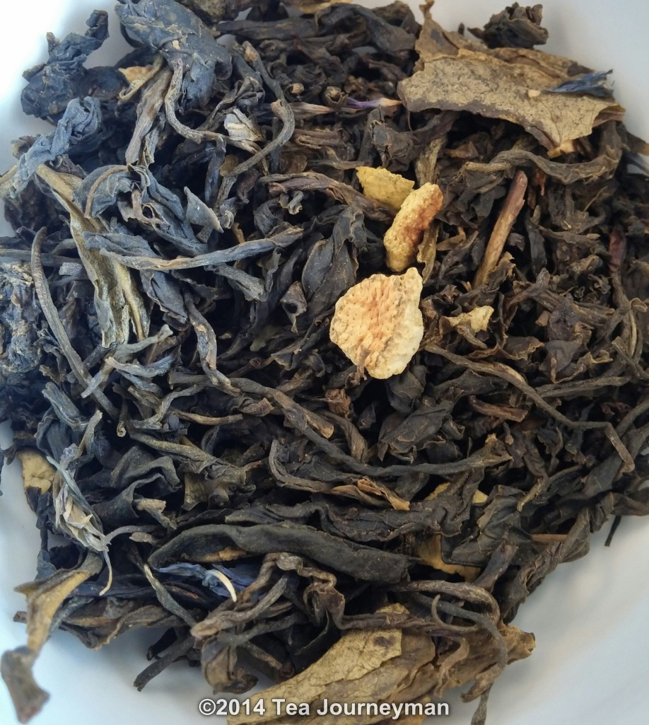 Satemwa Earl Grey Green Tea Dry Leaves