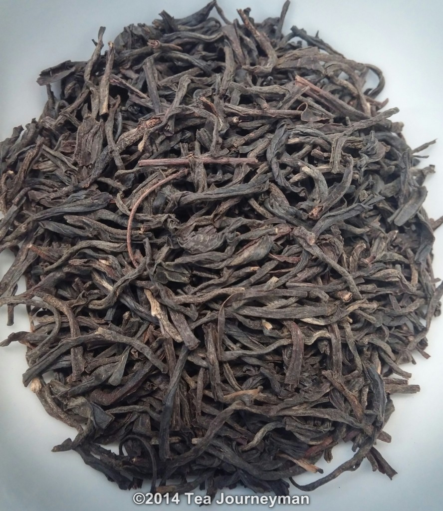 Seajuli GFOP 2nd Flush 2014 Assam Black Tea Dry Leaves