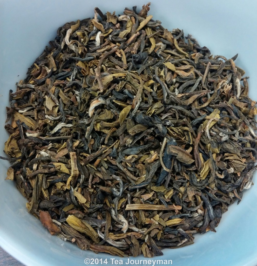 Khima FTGFOP1 Nepal Green Tea Dry Leaves