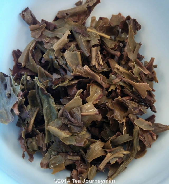 Khima FTGFOP1 Nepal Green Tea Infused Leaves