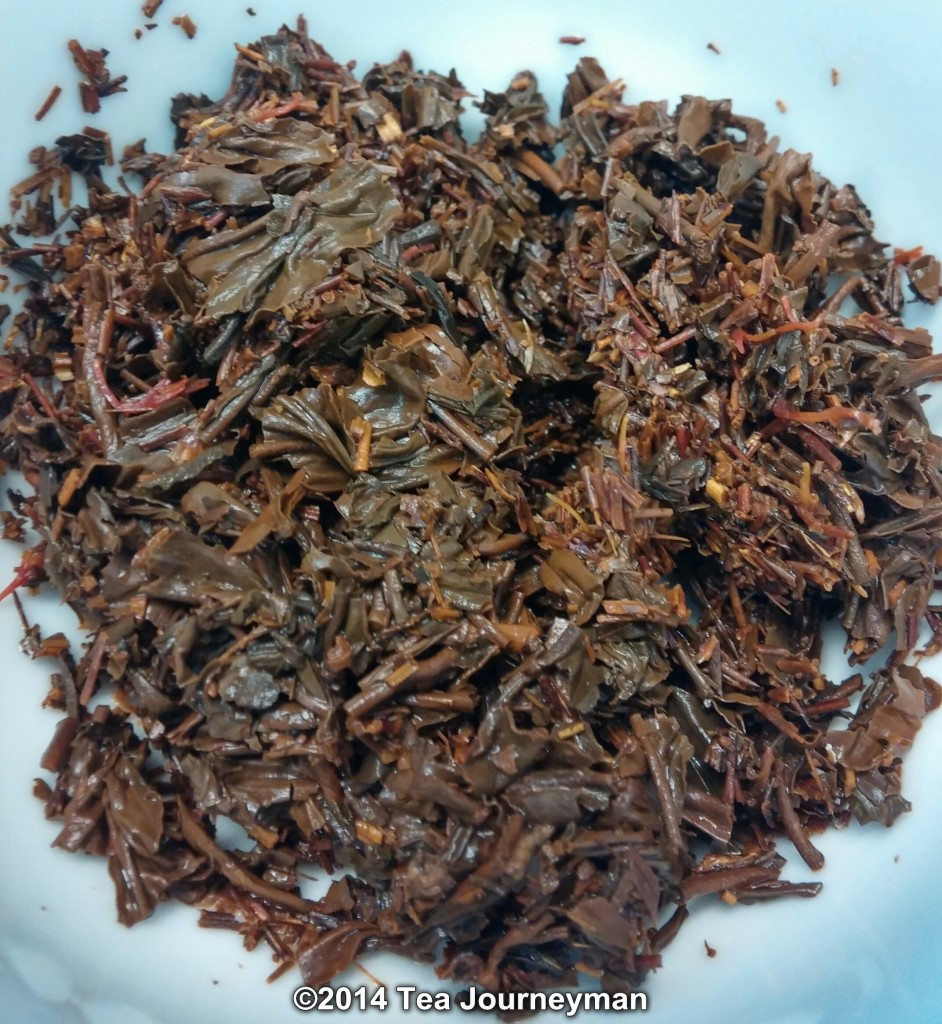 Libra Rooibos Blend Infused Leaves