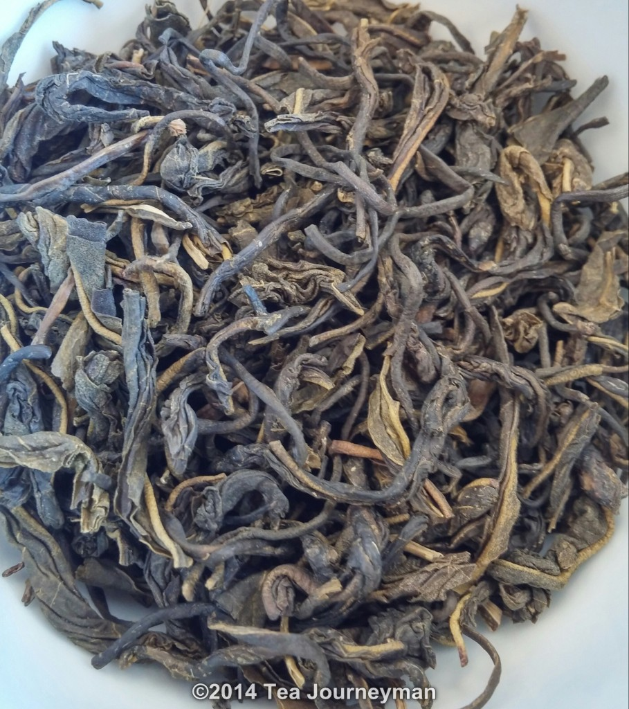 Craigmore Hyson Green Tea Dry Leaves