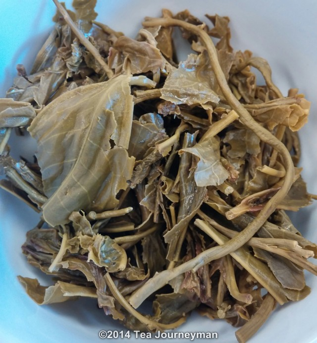 Craigmore Hyson Green Tea Infused Leaves
