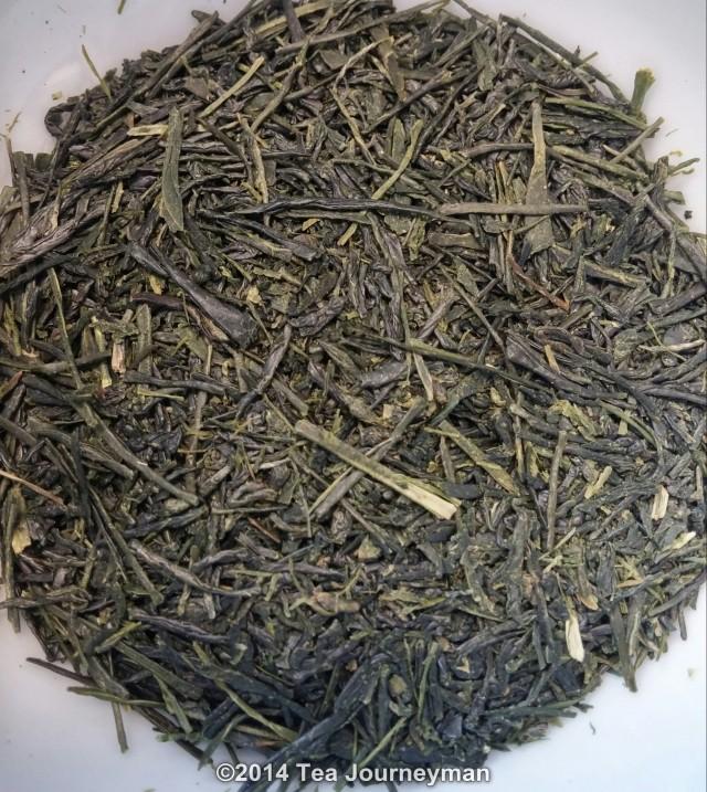 Shincha Hatsuzumi 1st Flush 2014 Green Tea Dry Leaves