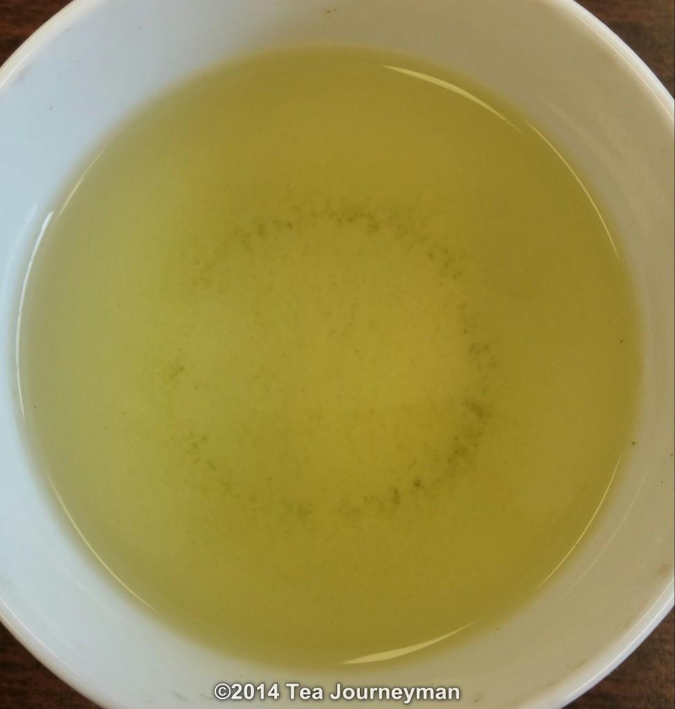 Shincha Hatsuzumi 1st Flush 2014 Green Tea Infusion