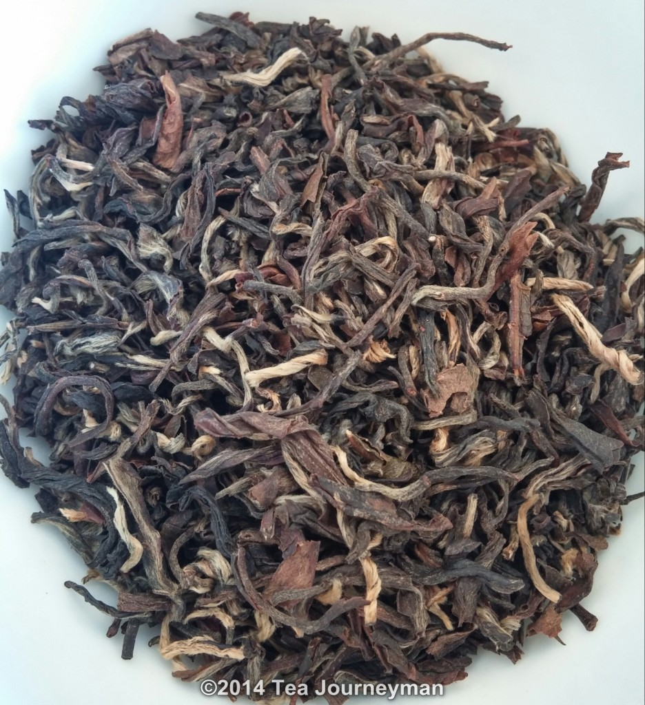 Margaret's Hope FTGFOP1 King Clonal 2nd Flush 2014 Darjeeling Tea Dry Leaves