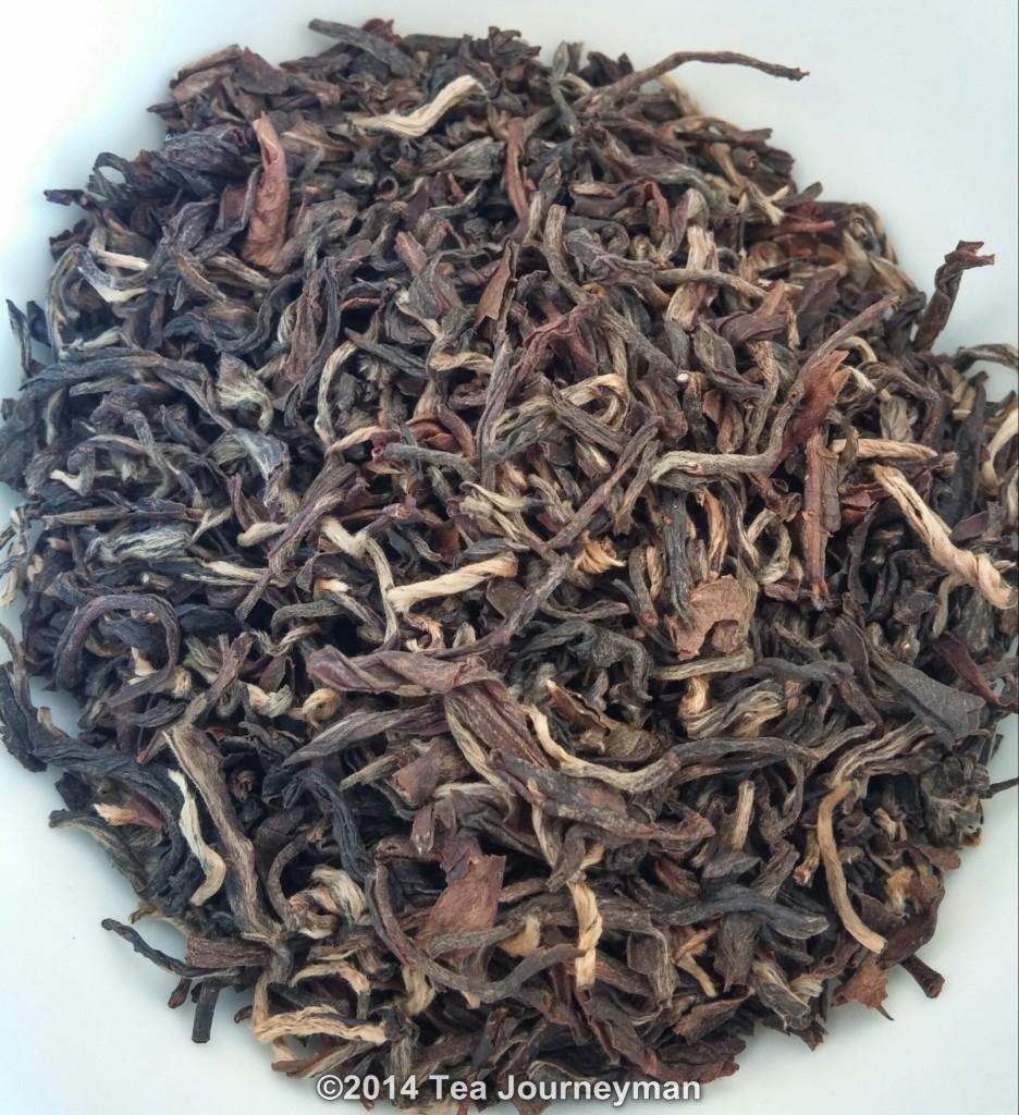 Margaret's Hope FTGFOP1 King Clonal 2nd Flush 2014 Darjeeling Tea Dry Leaves