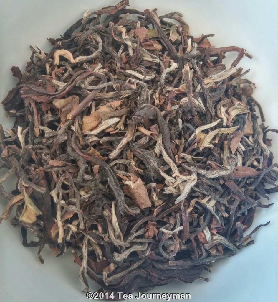 Kanyam SFTGFOP1 2nd Flush Nepal Tea Dry Leaves