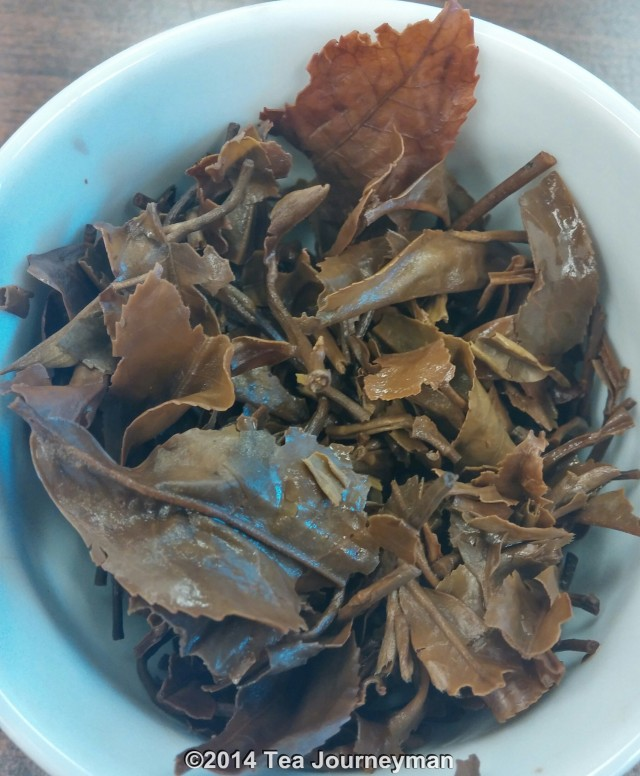 Kanyam SFTGFOP1 2nd Flush Nepal Tea Infused Leaves