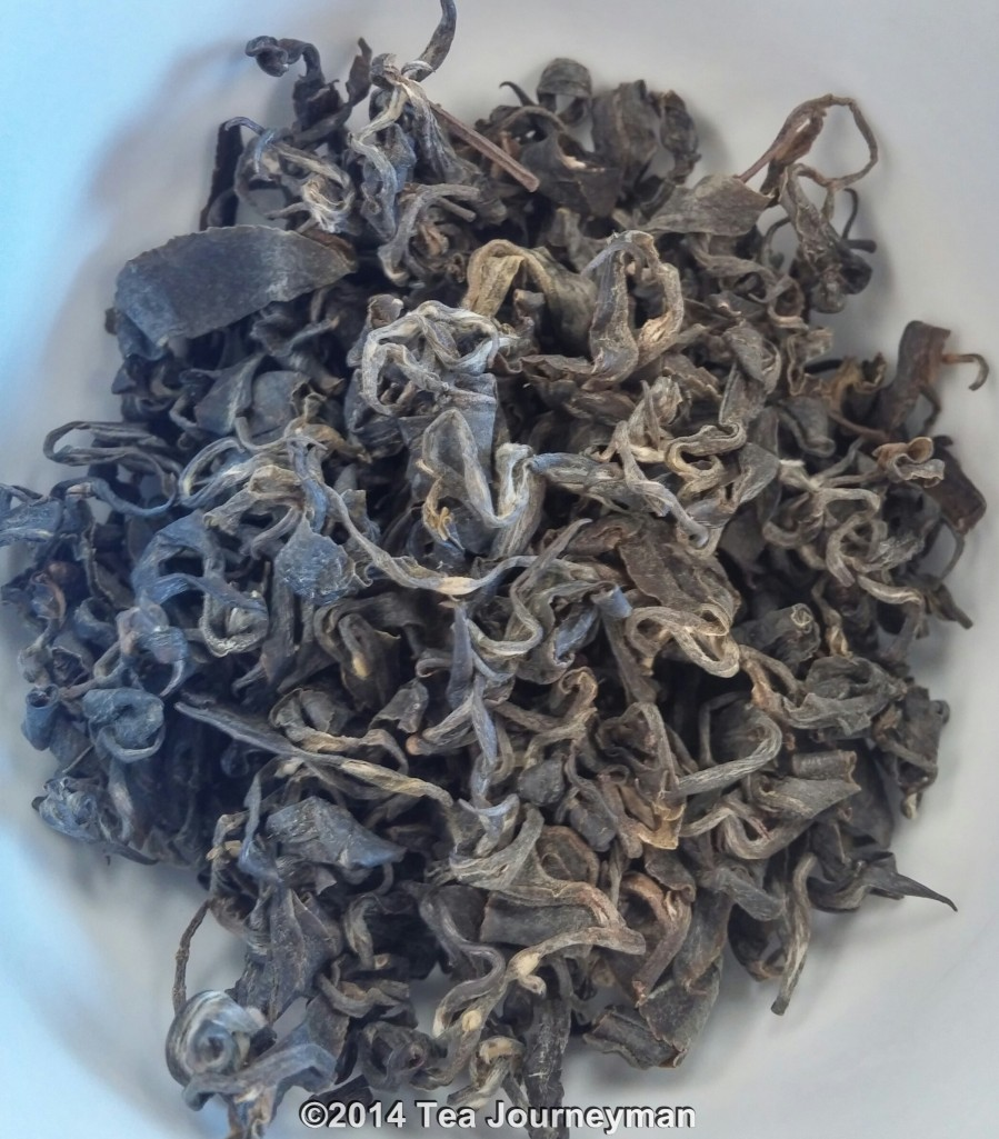 Doi Inthanon Jade Green Tea Dry Leaves