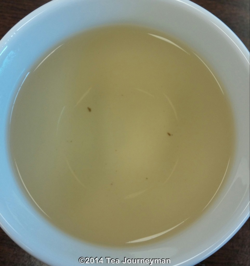 Doi Inthanon Jade Green Tea Infusion