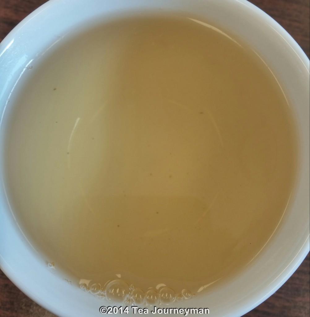 Fikkal Silver Needle White Tea Infusion
