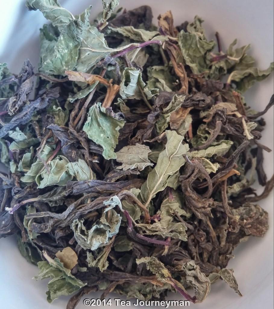 Satemwa Mint Green Tea Fusion Dry Leaves