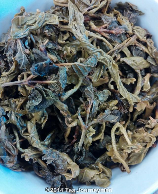 Satemwa Mint Green Tea Fusion Infused Leaves