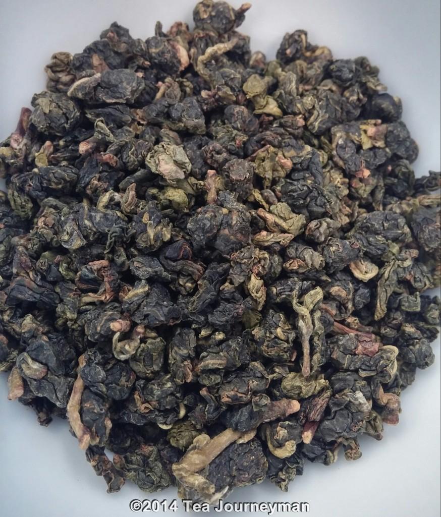Four Seasons of Spring Oolong Tea Dry Leaves