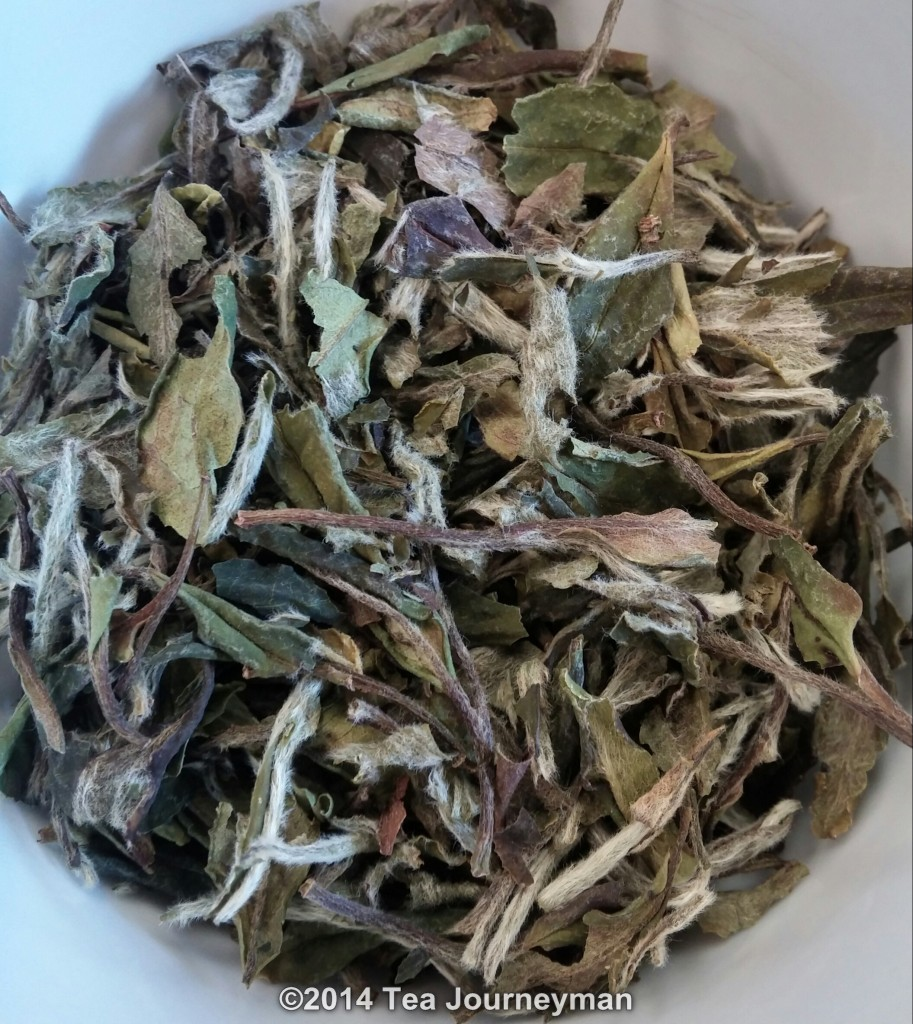 Organic White Peony Bai Mu Dan Tea Dry Leaves