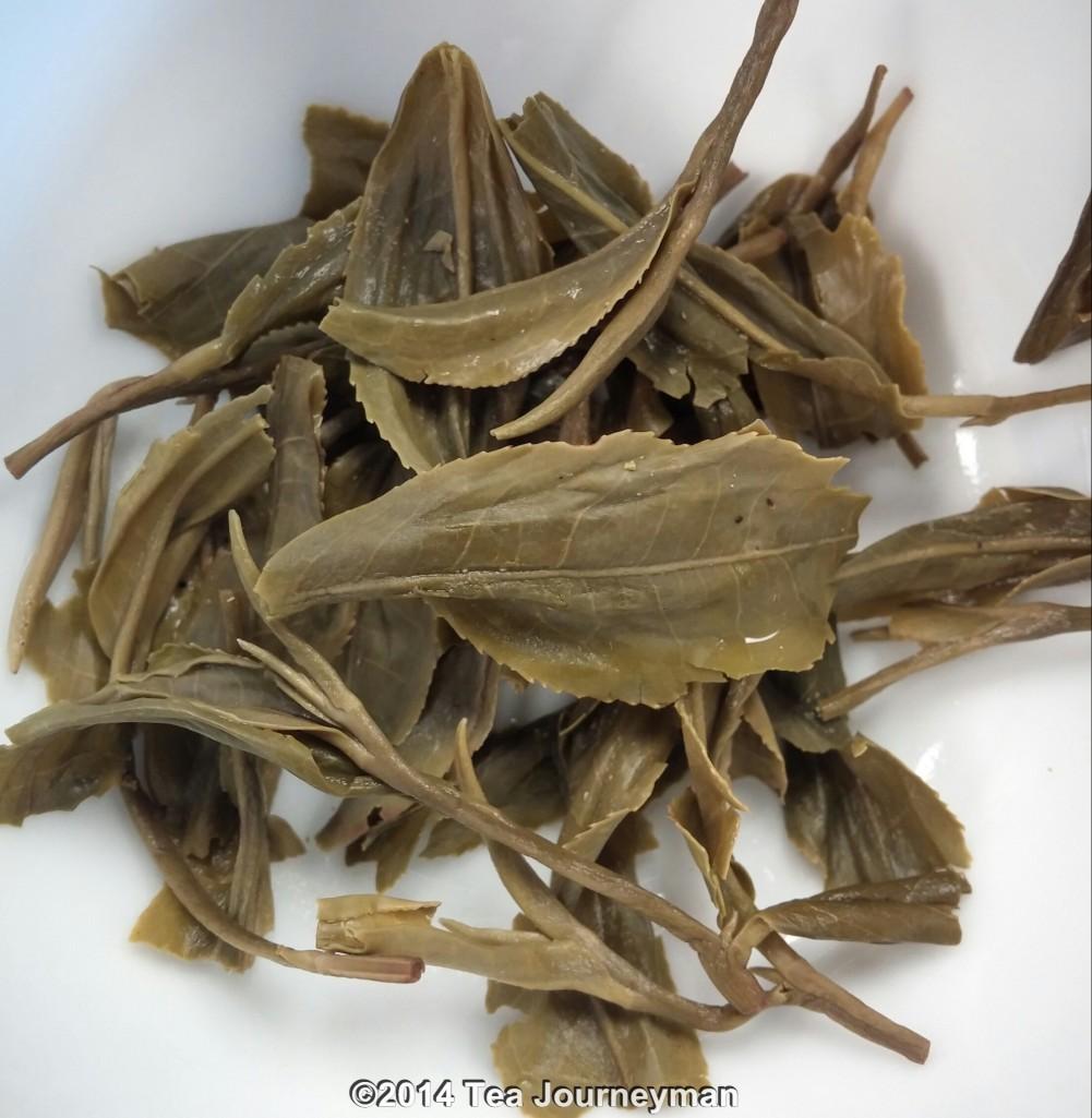 Phu Tho Green Tea Infused Leaves