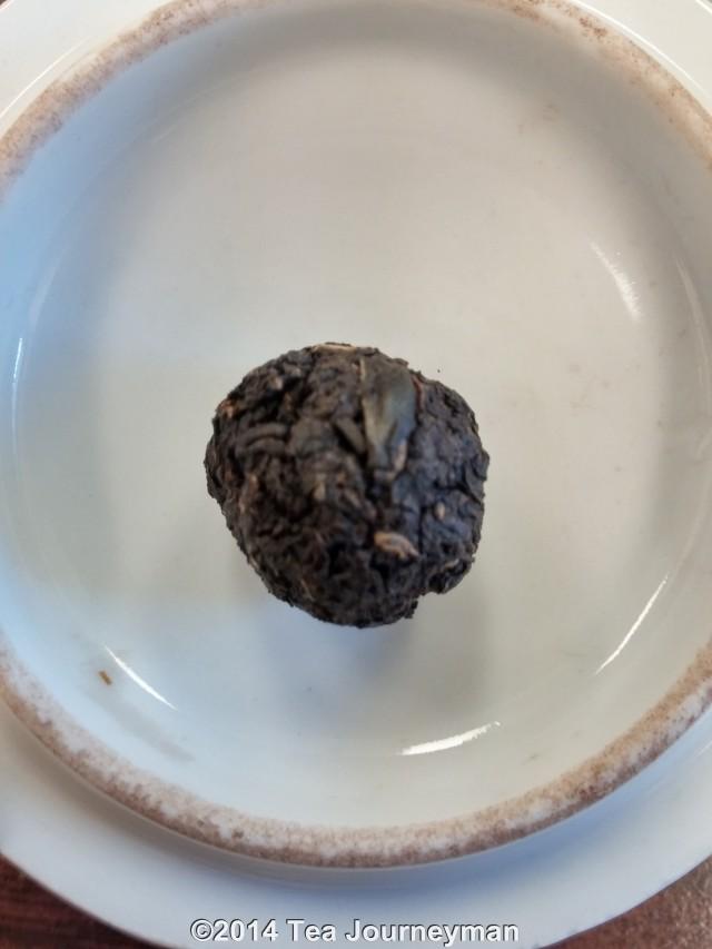 Amba Hand-Rolled Black Tea Gems Dry Leaves (Single)