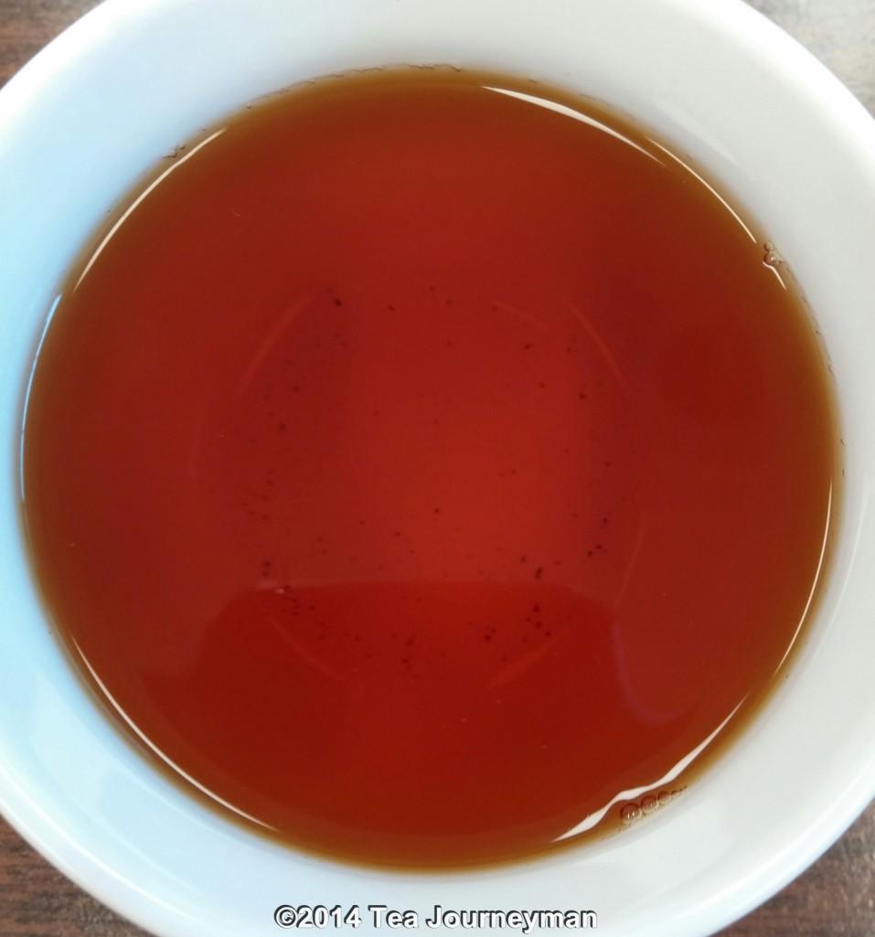 Amba Hand-Rolled Black Tea Gems Infusion