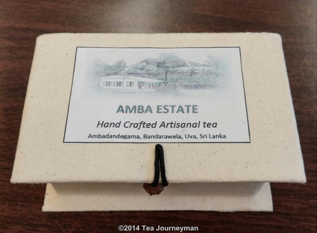 Amba Estate Gift Box
