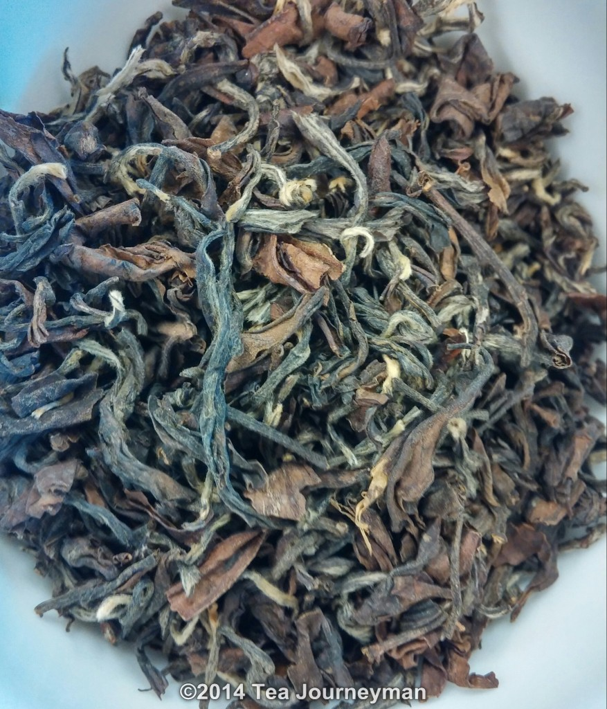Gopaldhara Wonder Muscatel 2nd Flush 2014 Darjeeling Tea Dry Leaves
