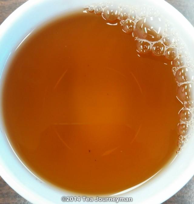 Gopaldhara Wonder Muscatel 2nd Flush 2014 Darjeeling Tea Infusion