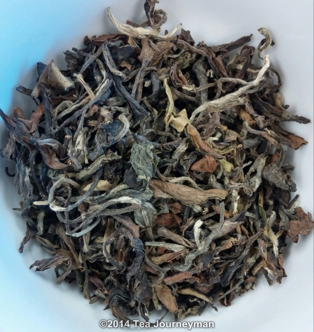 Khima FTGFOP1 Wonder 2nd Flush 2014 Nepal Tea Dry Leaves