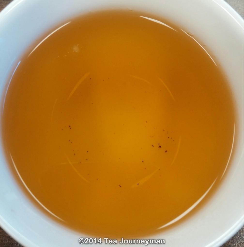 Khima FTGFOP1 Wonder 2nd Flush 2014 Nepal Tea Infusion