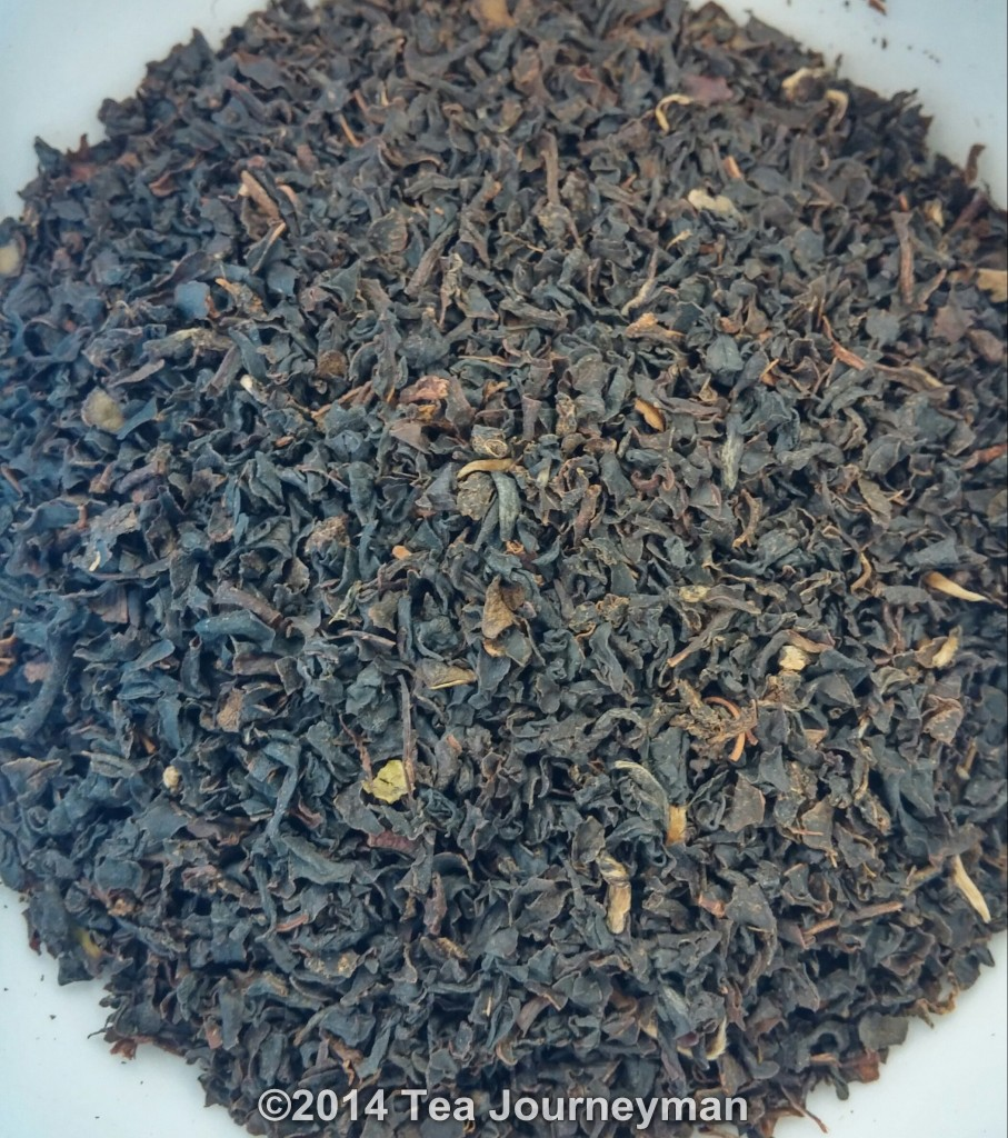Poabs Organic FBOP Black Tea Dry Leaves