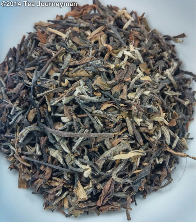 Shakira SFTGFOP1 2nd Flush 2014 Nepal Tea Dry Leaves