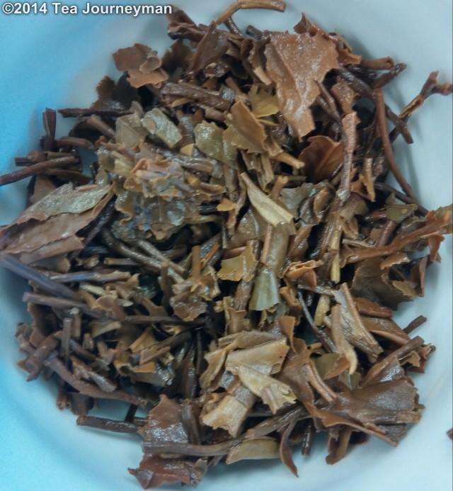Shakira SFTGFOP1 2nd Flush 2014 Nepal Tea Infused Leaves