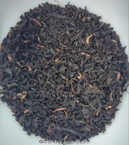 Orthodox Golden Mystique Black Tea Dry Leaves