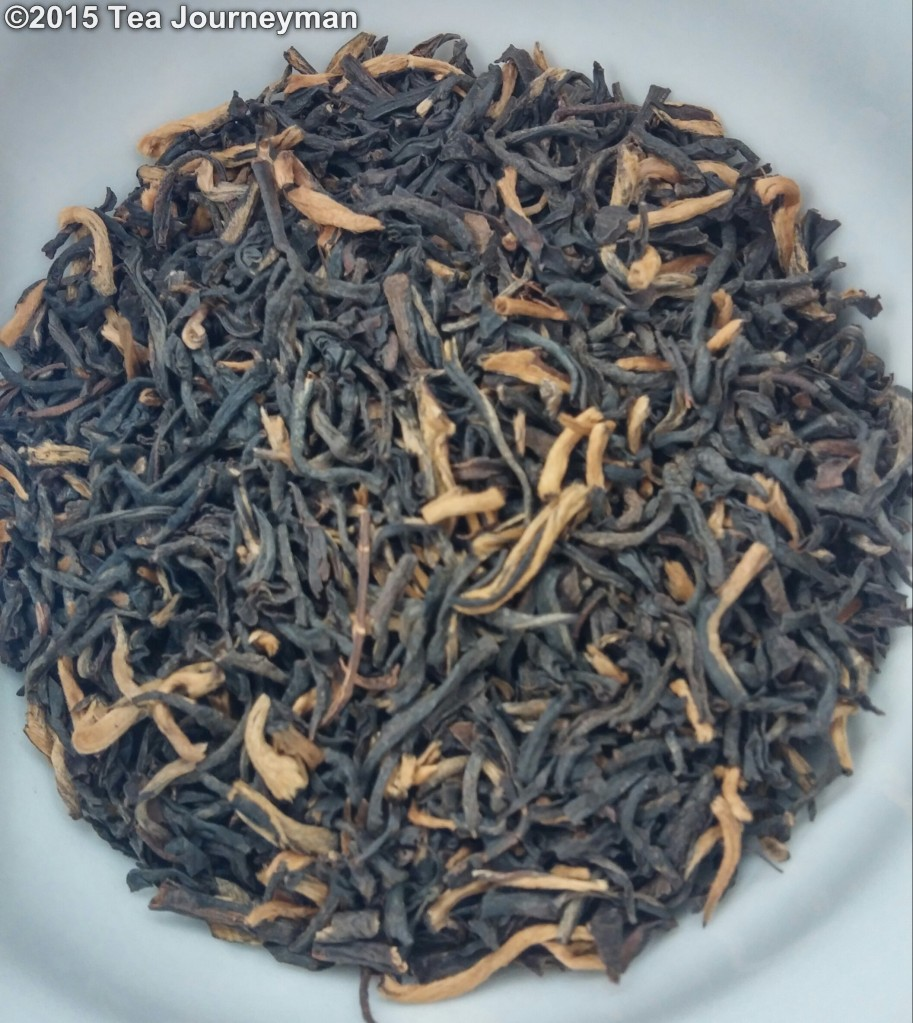 Hattialli TGFOP1 Clonal Tippy 2nd Flush 2014 Assam Black Tea Dry Leaves