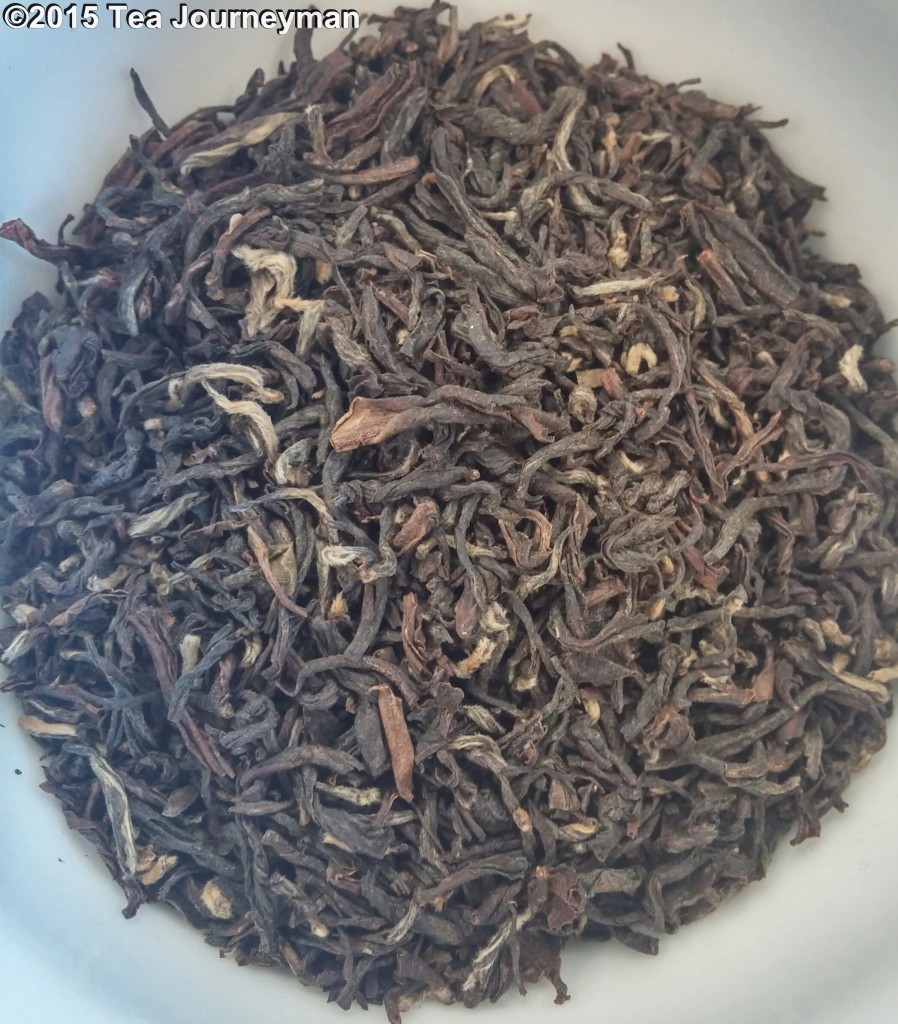 Jungpana FTGFOP1 Clonal 2nd Flush Organic Darjeeling Tea Dry Leaves