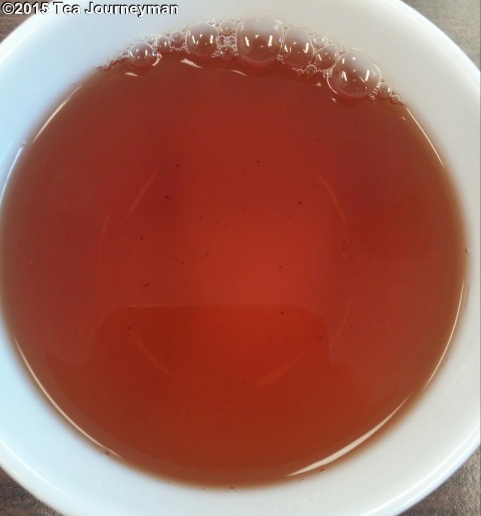 Jungpana FTGFOP1 Clonal 2nd Flush Organic Darjeeling Tea Infusion
