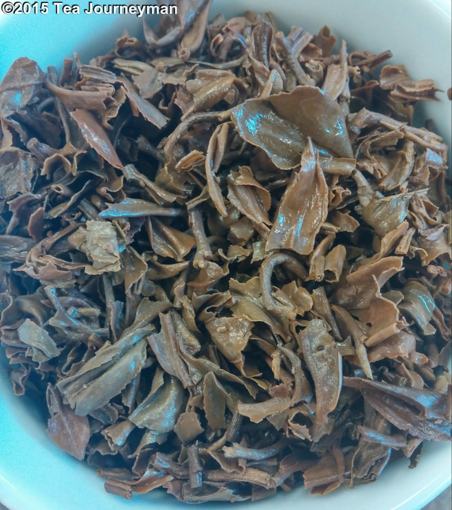 Jungpana FTGFOP1 Clonal 2nd Flush Organic Darjeeling Tea Infused Leaves