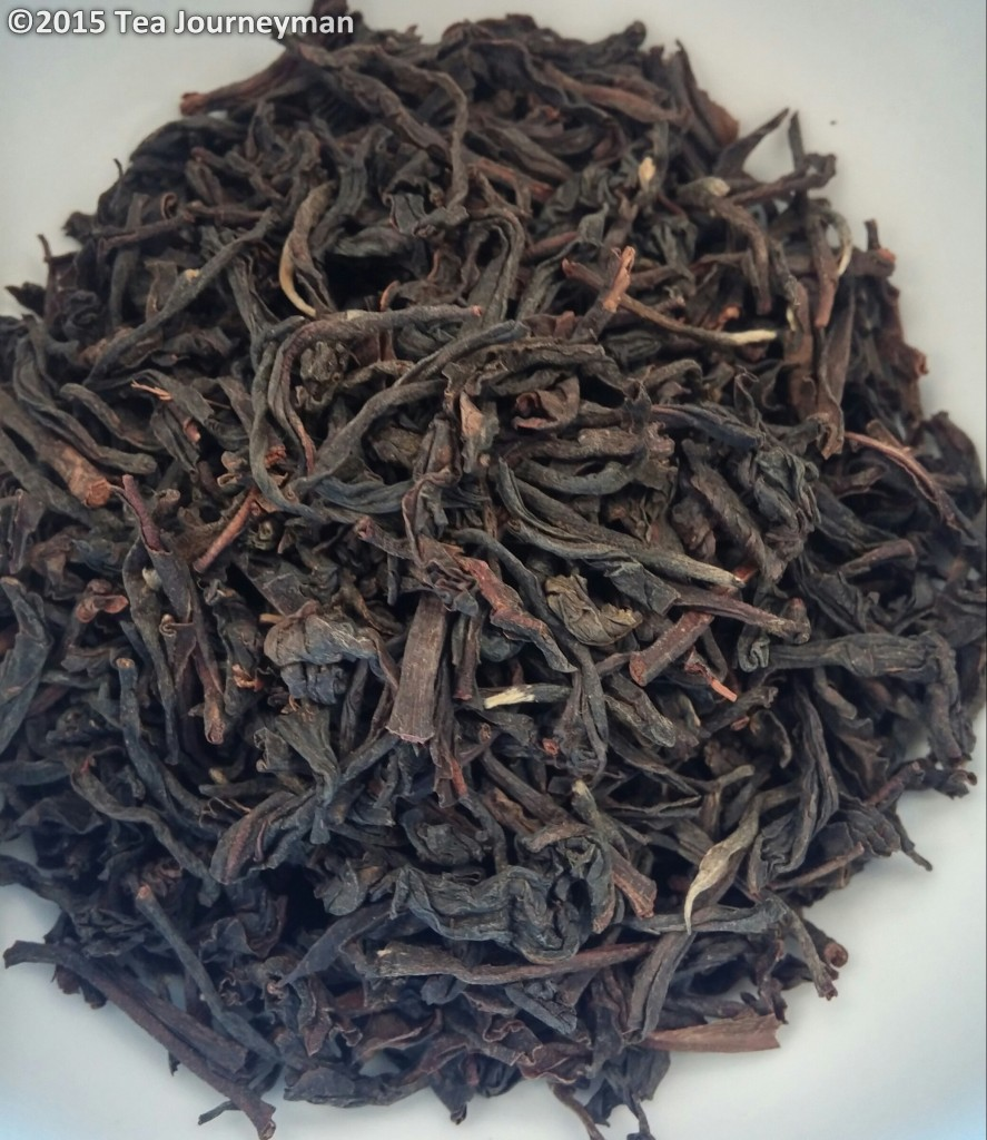 Craigmore OP Superior Grade Black Tea Dry Leaves