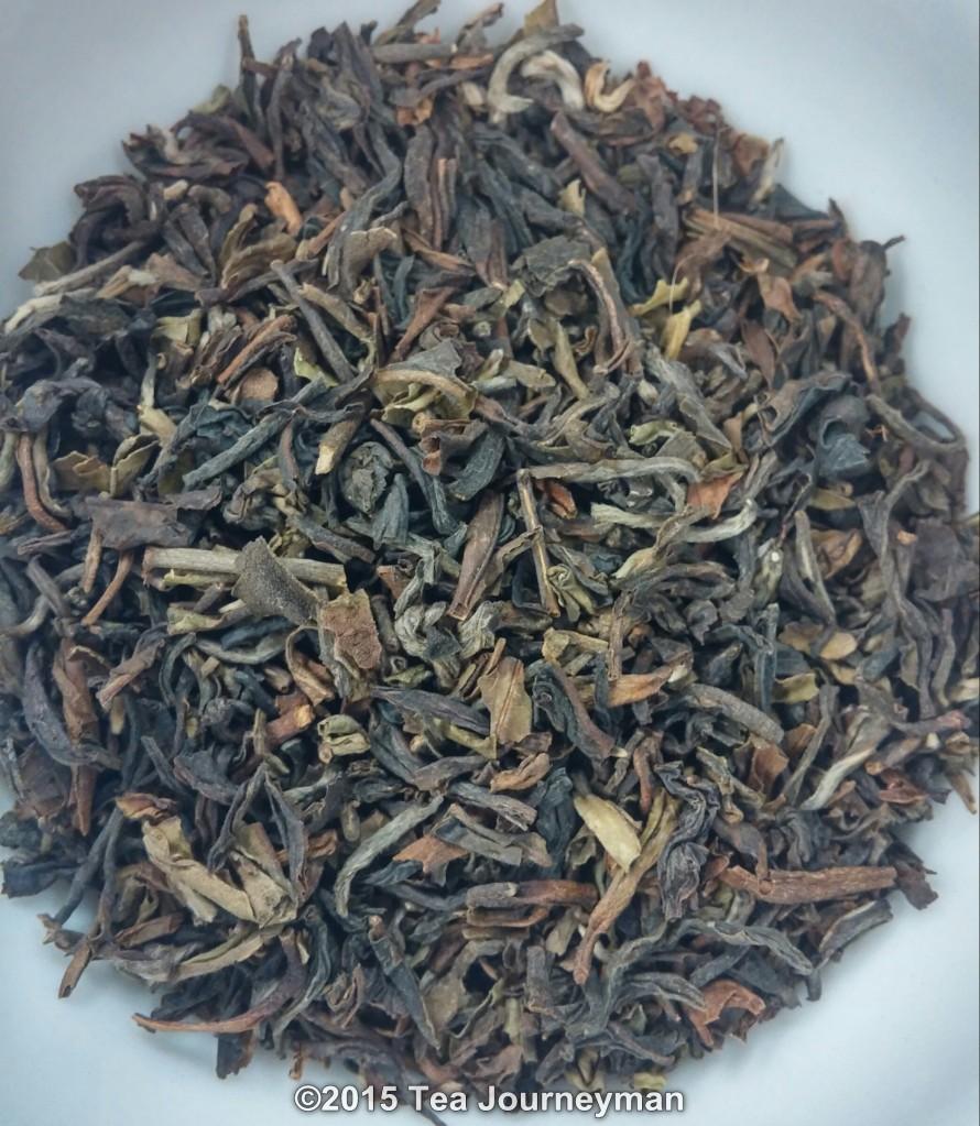 Margaret's Hope FTGFOP1 HS 2nd Flush 2014 Darjeeling Tea Dry Leaves