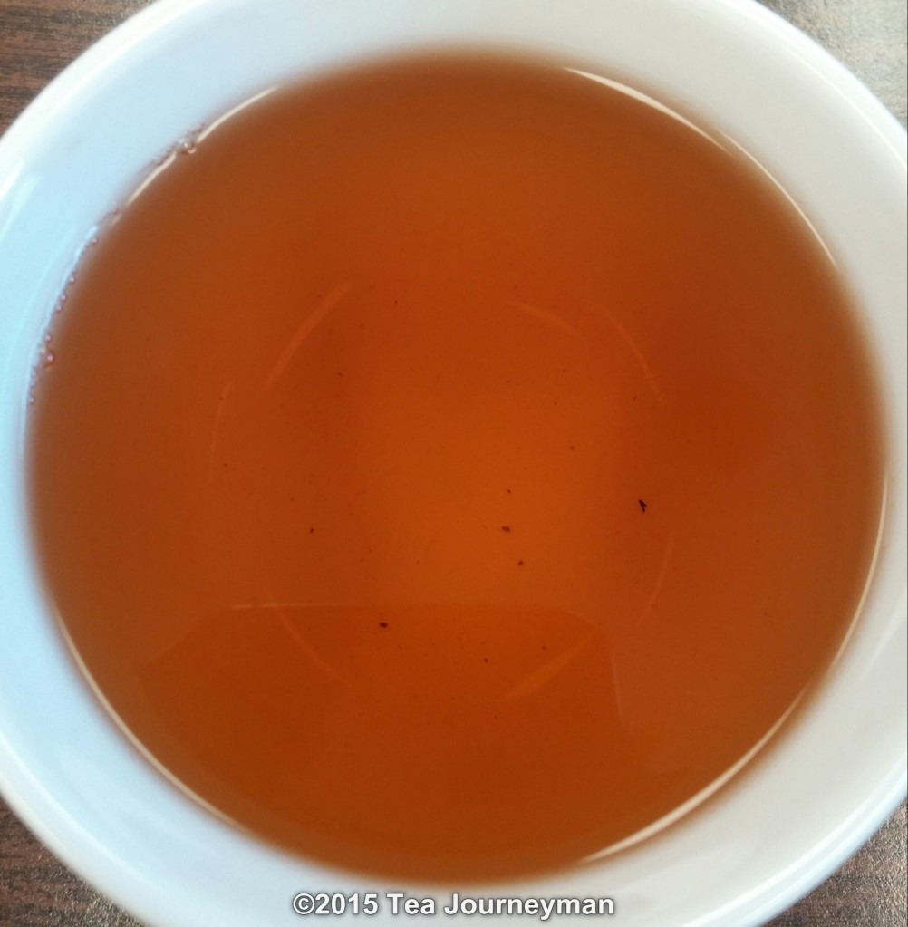 Margaret's Hope FTGFOP1 HS 2nd Flush 2014 Darjeeling Tea Infusion